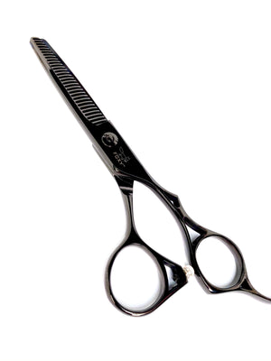 Foxy Premium SB Series 30T Thinning Scissor Black