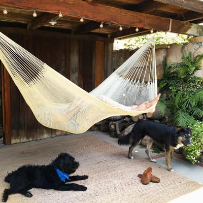 Backyard Hammock by Yellow Leaf Hammocks