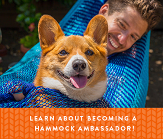 Learn about becoming a hammock ambassador