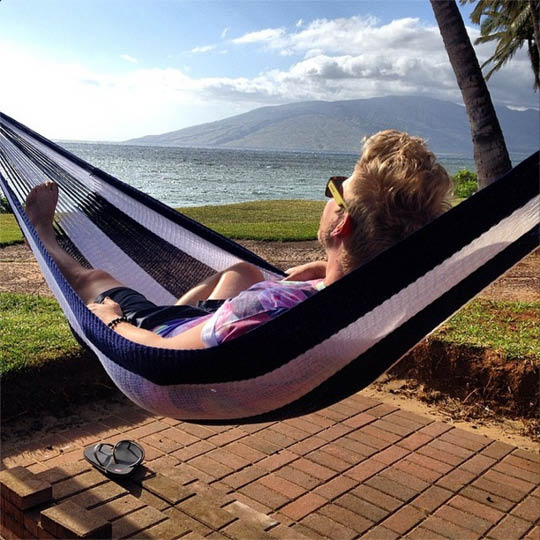 Hammock Reviews for Yellow Leaf Hammocks from Happy Customers