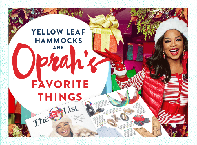 """The Perfect Gift..."" -OPRAH"