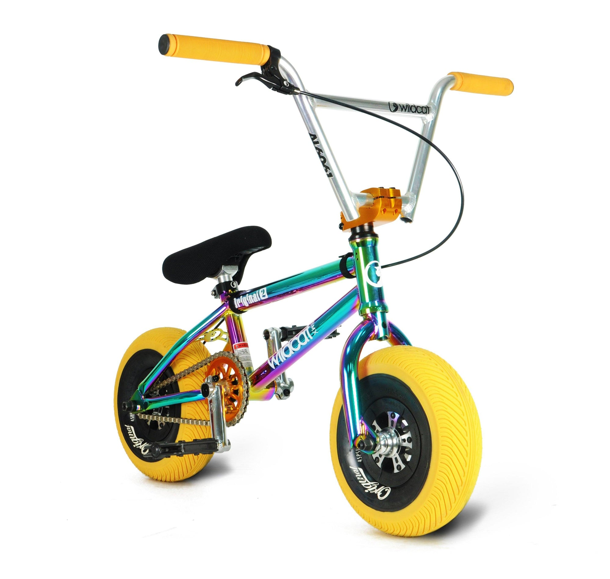 Pro Series Joker Gum - FREE Disc Brake & Pro Turbo Wheel Mini BMX Wildcat Mini BMX Disc Brakes