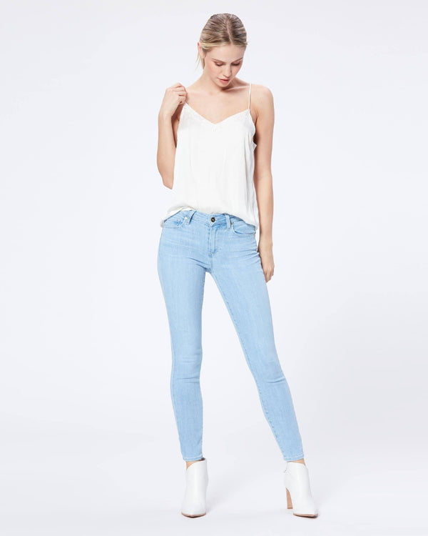 Verdugo Icicle Distressed Jeans