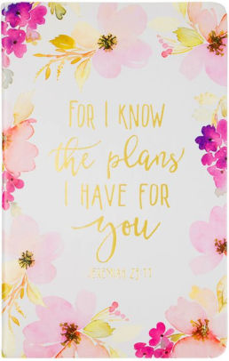 Christian Journal - For I Know The Plans I Have For You