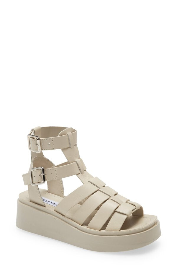 Ivo Platform Wedge, Natural