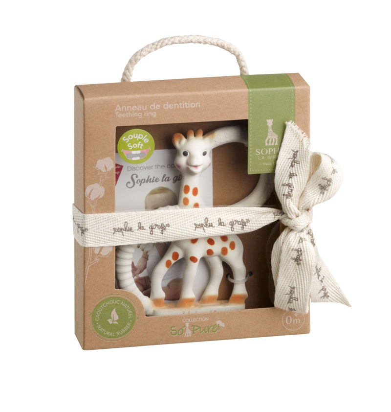 Sophie la Girafe - So'pure Teether