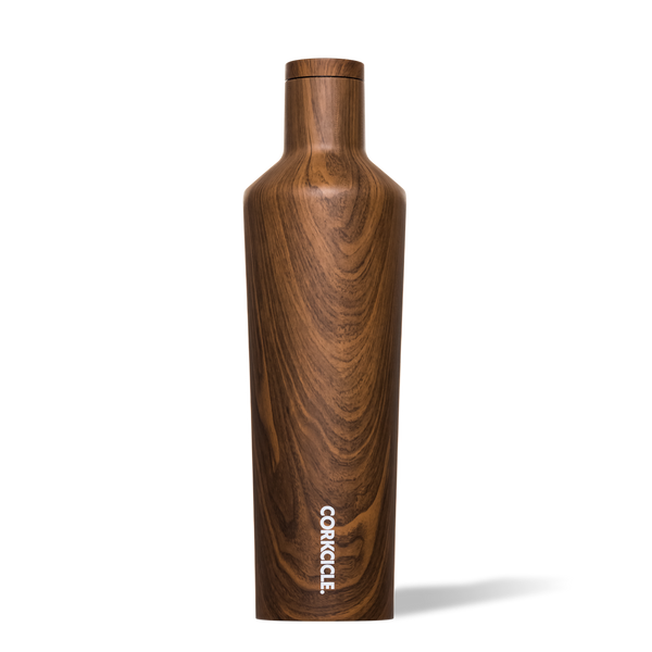 25 OZ Canteen Walnut