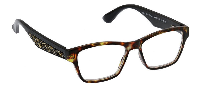 Star Struck, Tortoise/Black