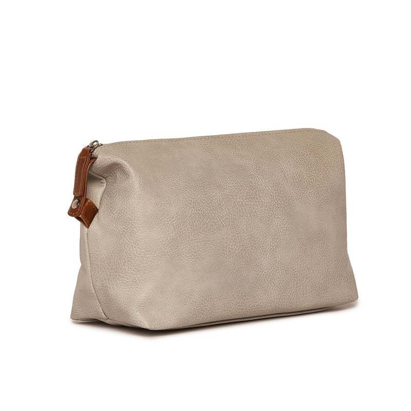 Croft Dopp Kit, Light Grey