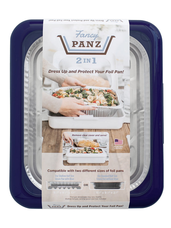 Fancy Panz 2 in 1 Mastercase, Navy