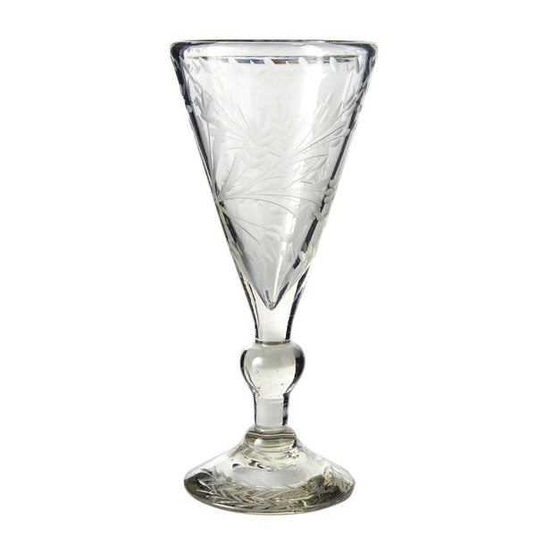 FRANCES GOBLET, CLEAR