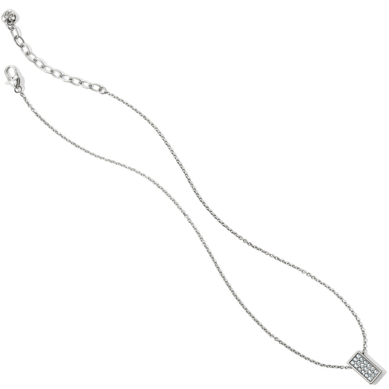 Meridian Zenith Necklace in Silver