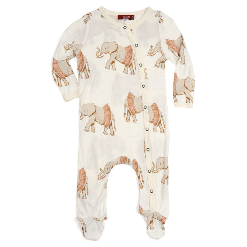 Elephant Footed Romper