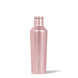 16oz Metallic Canteen, Rose