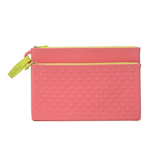 Silicone Wipes Case - Pink
