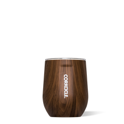 Stemless Wine Cup, Walnut