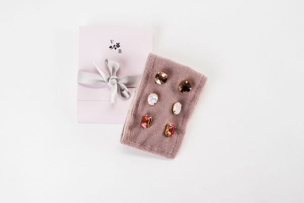 BELLA EARRING GIFT TRIO