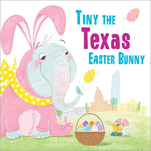 Tiny the Texas Easter Bunny