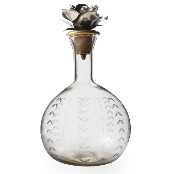 GUADALUPE DECANTER, CLEAR