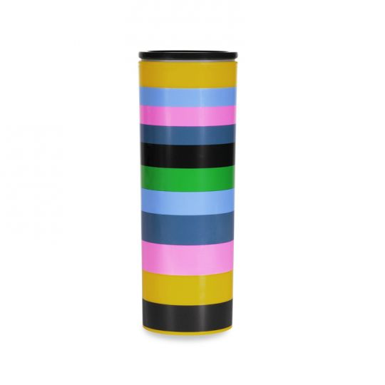 Acrylic Thermal Mug, Enchanted Stripe