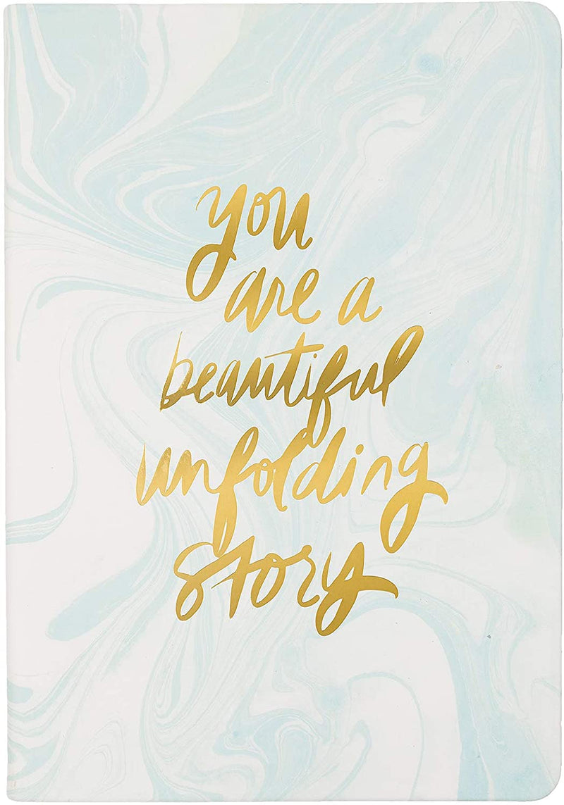 Christian Journal - You Are a Beautiful Unfolding Story