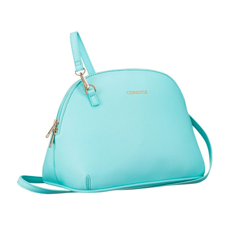 Adair Crossbody Lunch Box, Turquoise