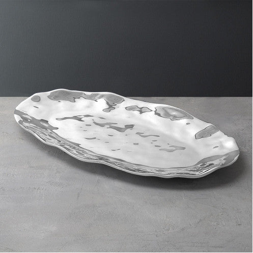 Soho Brooklyn Oval Platter, Medium