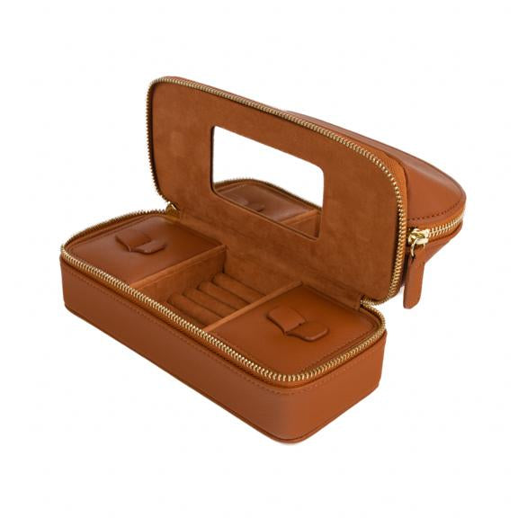 Abby Travel Organizer, Brown
