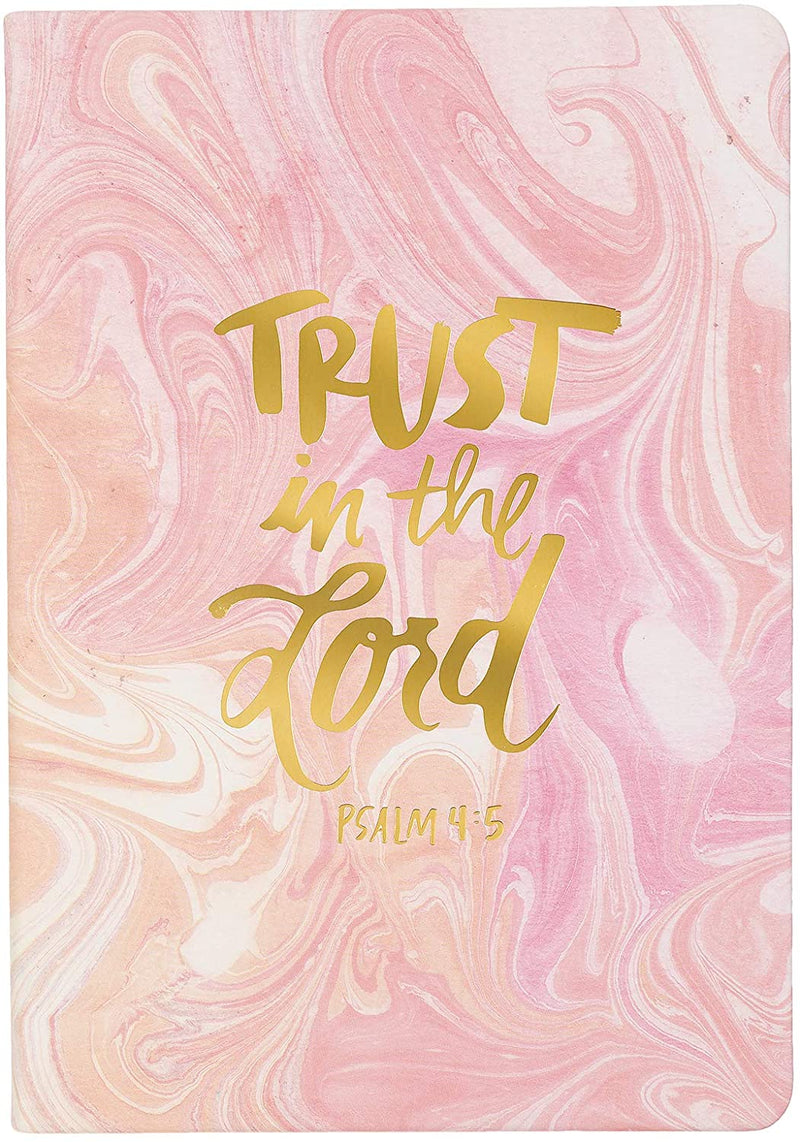 Christian Journal - Trust in the Lord