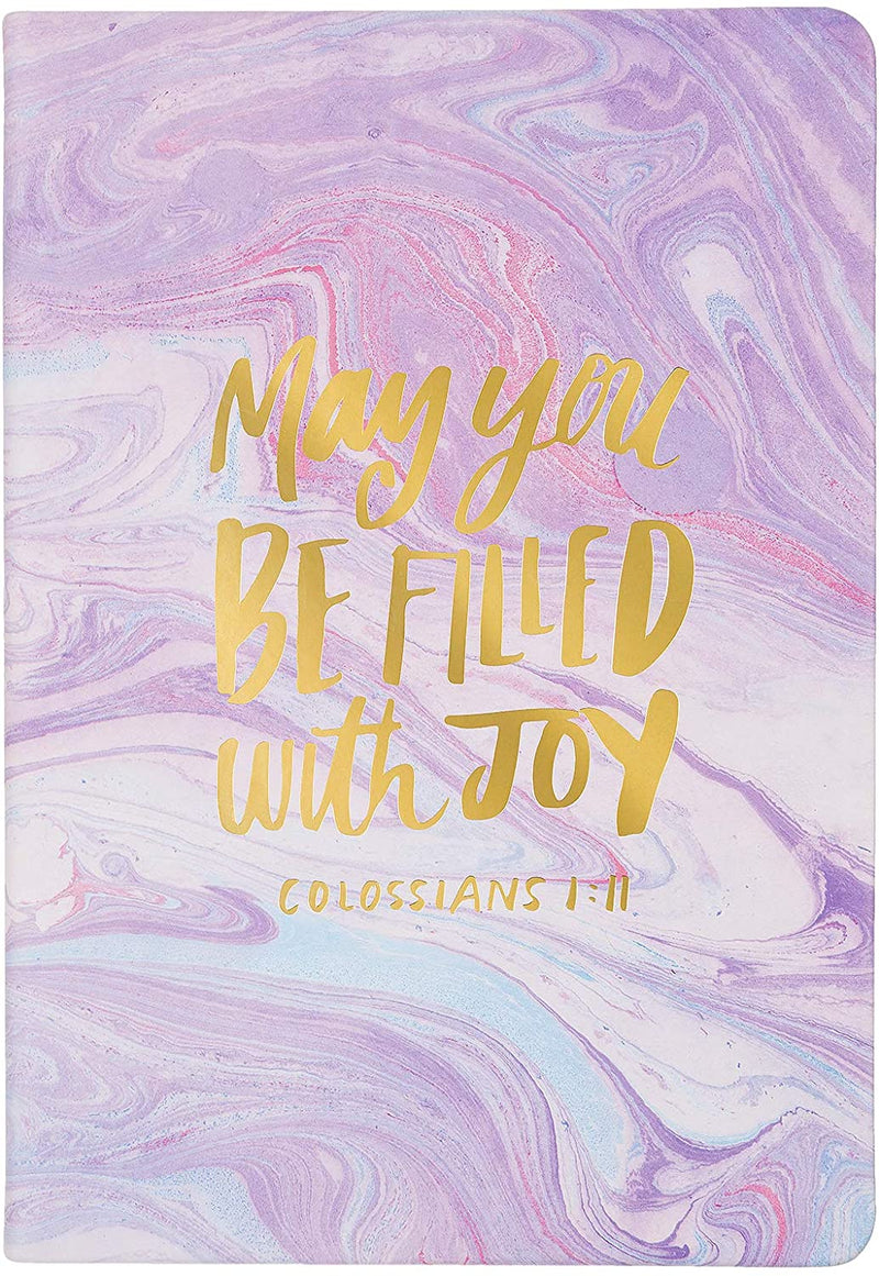 Christian Journal - May You Be Filled With Joy