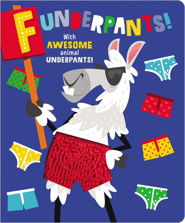 Funderpants! Book