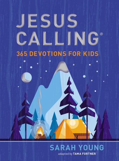 Jesus Calling - 365 Devotions for Kids, Boys Edition
