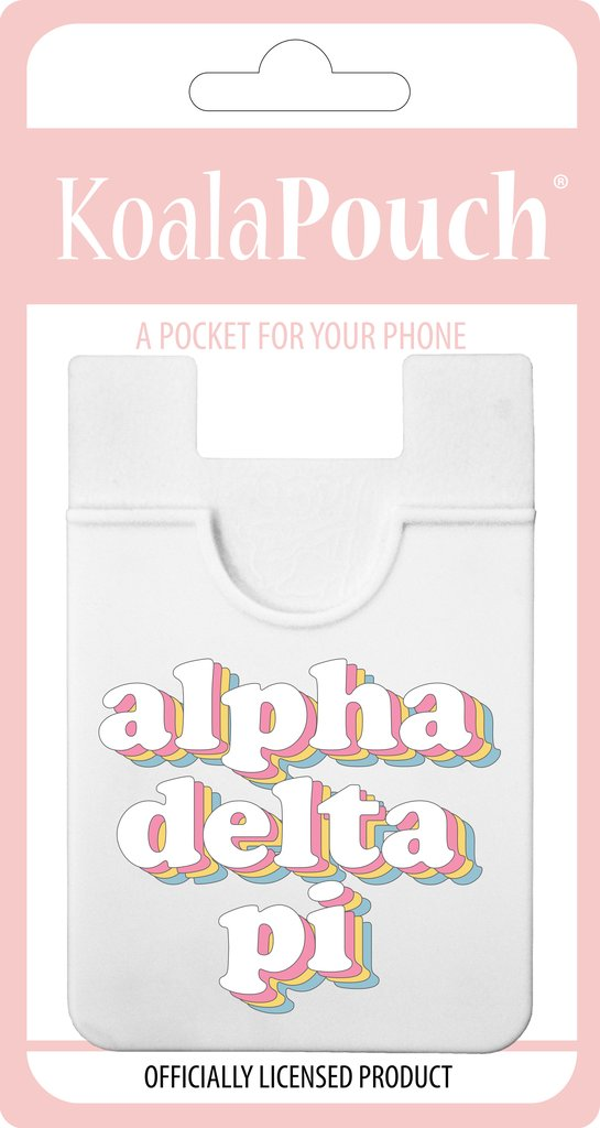 Sorority Retro Koala Pouch