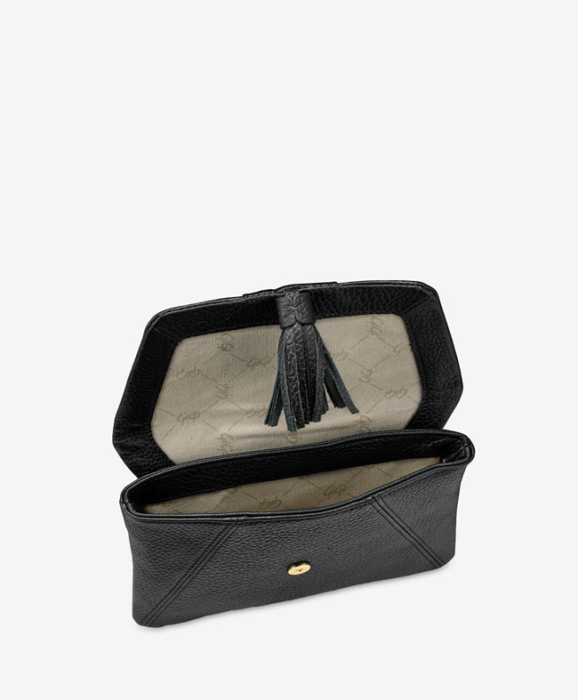 GIGI NEW YORK Ava Clutch, Black