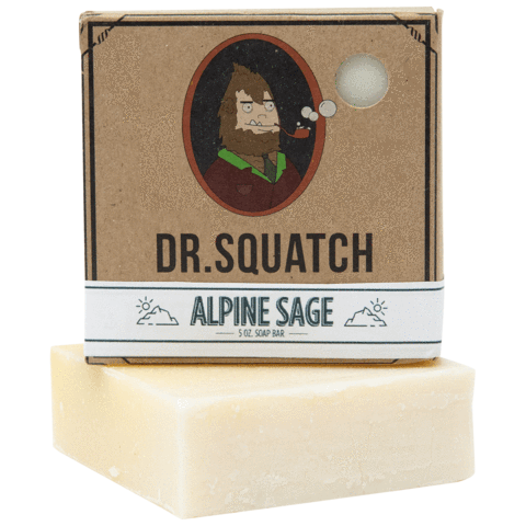 Alpine Sage Bar Soap
