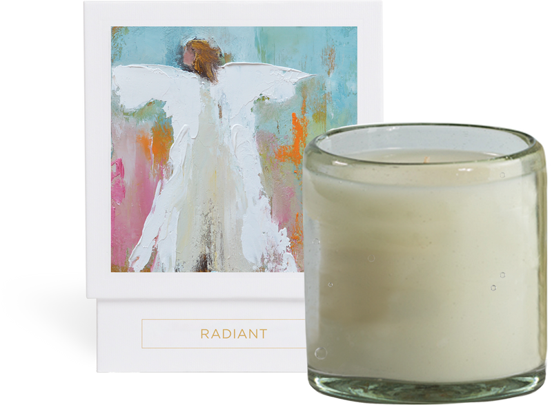 Radiant Candle