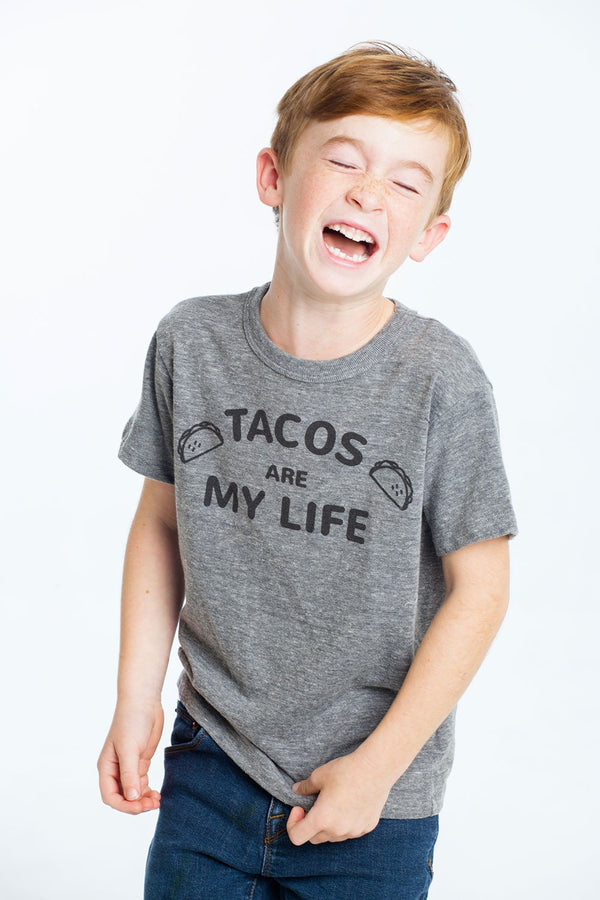 Taco Life Tee - Children's Top
