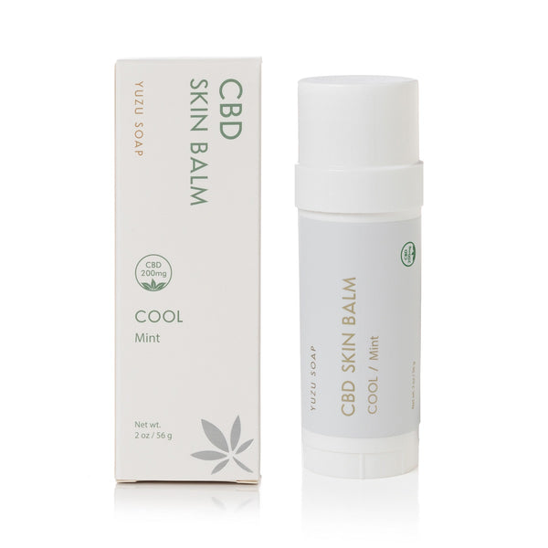 CBD Skin Balm, Mint (200mg)