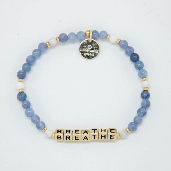 Breathe Bracelet, Bluestone