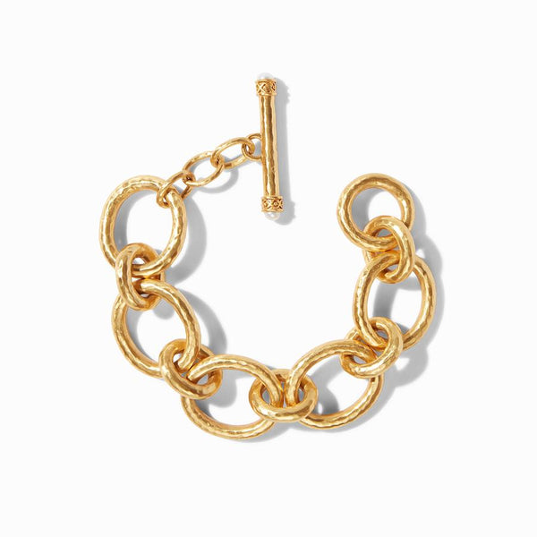 Catalina Large Link Bracelet - Gold