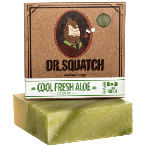 Cool Fresh Aloe Bar Soap
