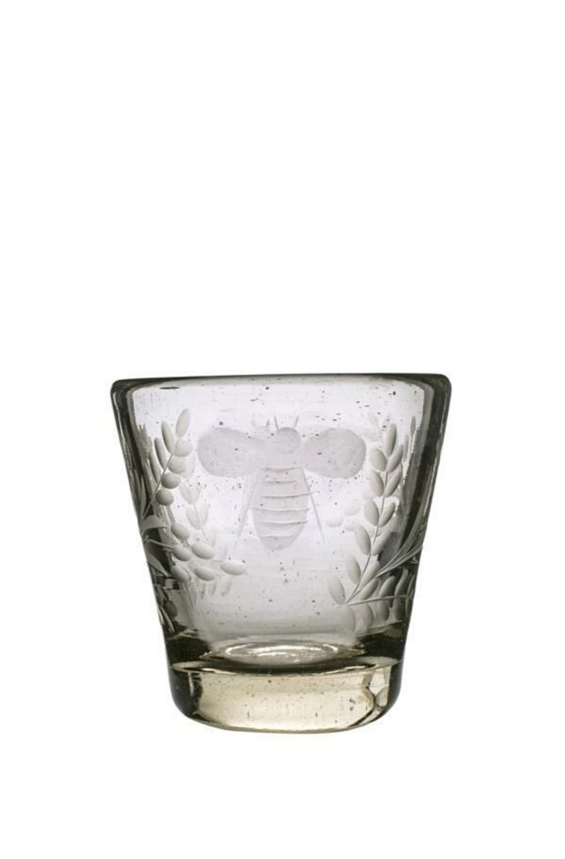 WEE-BEE DOUBLE OLD FASHIONED, CLEAR