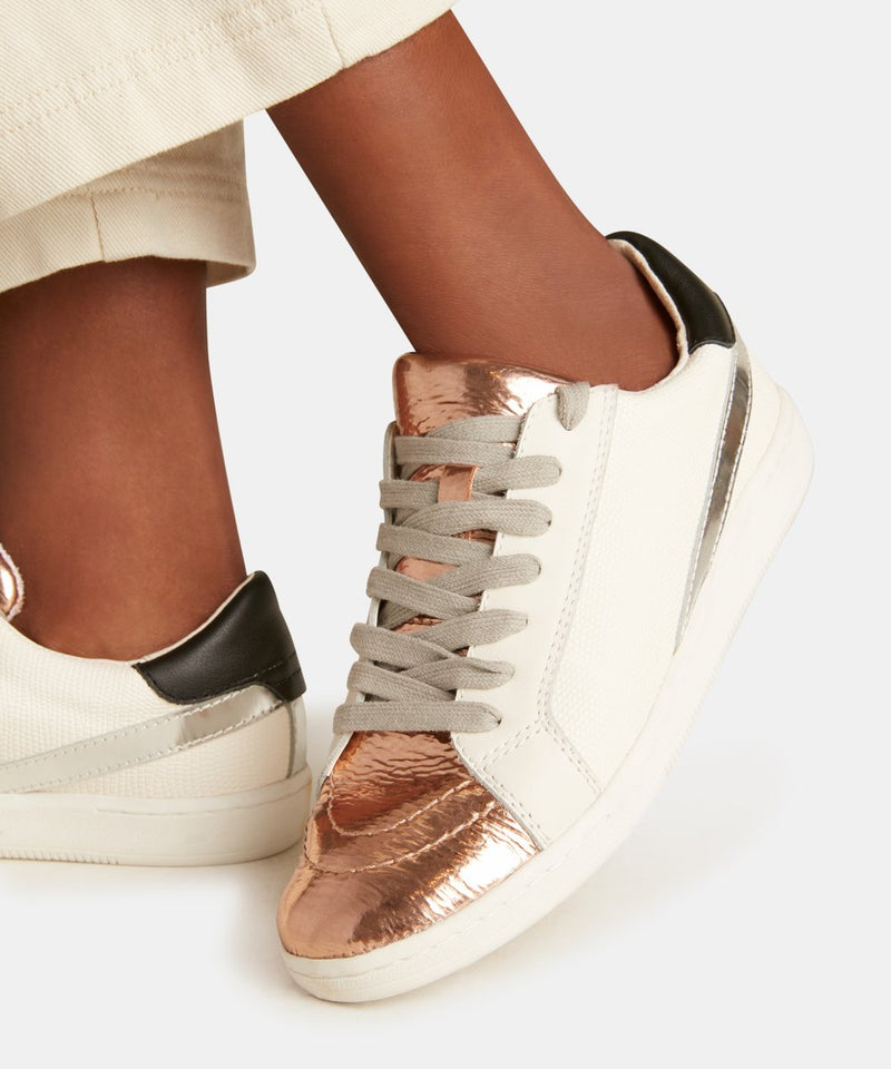Nino Sneakers, Copper/White