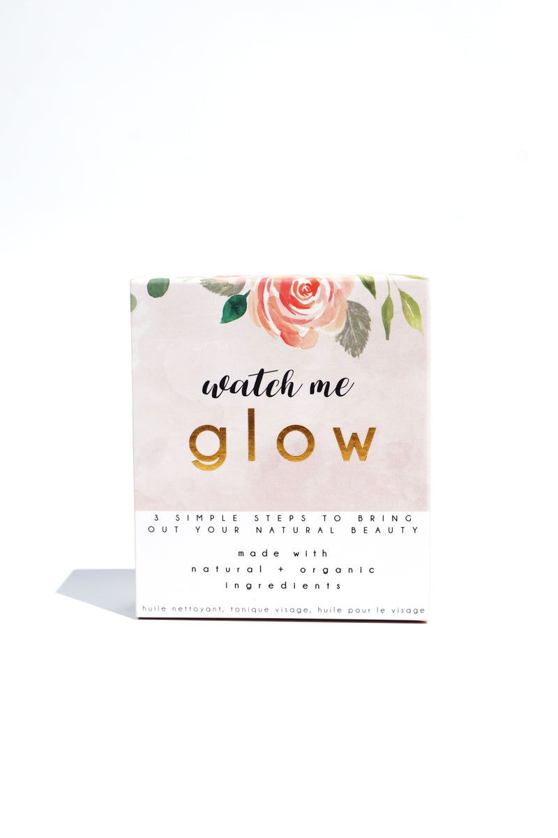 Watch Me Glow Gift Kit