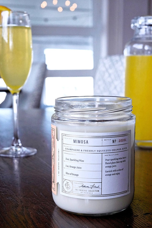 Mimosa Candle - 12oz