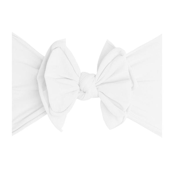 FAB-BOW-LOUS, White