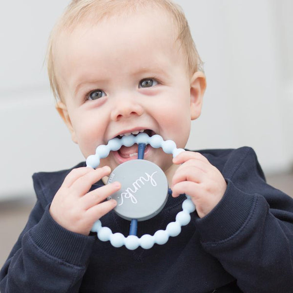 BELLA TUNNO HUNK HAPPY TEETHER
