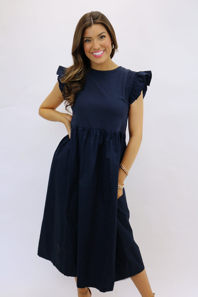 Sofia Shorts, Denim