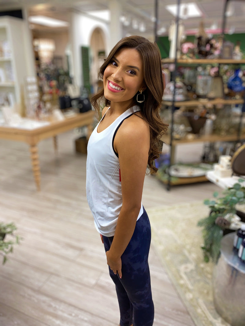Aryah 7/8 Leggings, Charcoal
