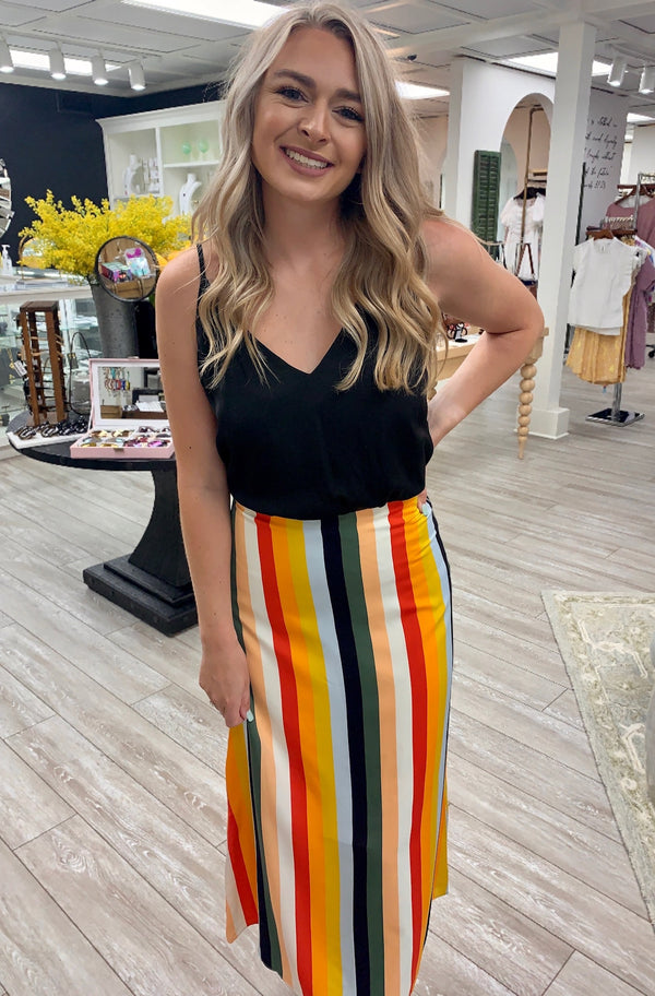 Pippa Skirt, Multi